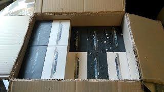 Купил целый ящик Iphone 5 Оптом