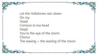 Keziah Jones - The Waxing and the Waning Lyrics