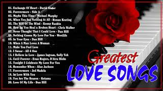 Relaxing Beautiful Love Songs 70s 80s 90s Playlist - Greatest Hits Love Songs Ever