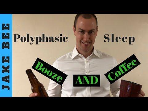 Polyphasic Sleep - Cost of Oversleep, Alcohol, and Coffee Naps