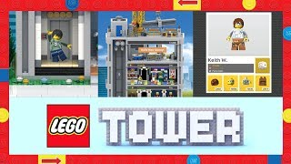 LEGO Tower Reveal Trailer - New Mobile Game!
