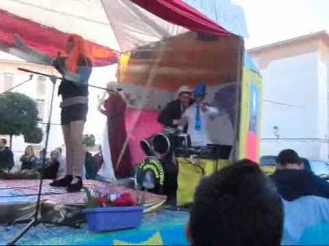 Medina Sidonia - Cabalgata 2011 2/3 LANGOSTINOS AHUMADOS 2011 CARNAVAL