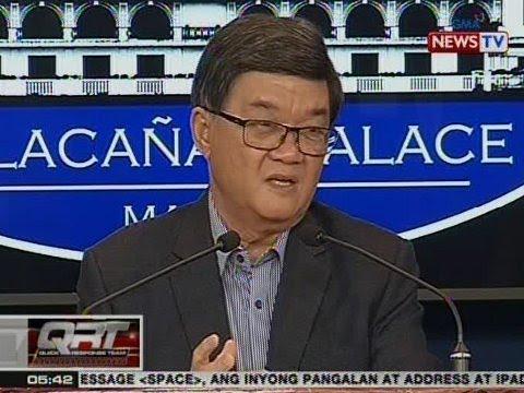 [GMA] QRT: Medialdea at Aguirre, nagsalita na tungkol sa pagpupulong nila kasama ang abogado ni Napoles