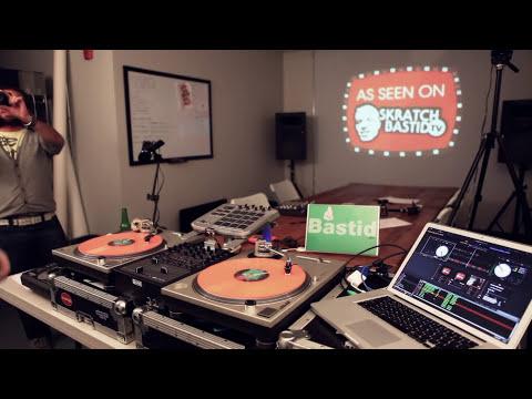 Skratch Bastid & Fokus Productions - VJ set development