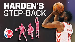James Harden's step-back 3-pointer is the most important move in the NBA | Signature Shots