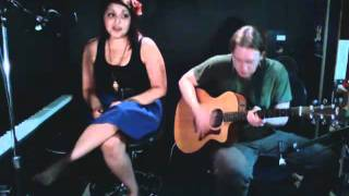 That's it I Quit, I'm Movin On (Sam Cooke/Adele cover) - Carmen Lucia & Jonathan Lagore