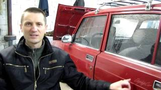 Рассказ как я проходил техосмотр на горе-машине