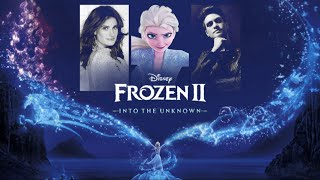 """Into The Unknown"" DUET Mashup (Idina Menzel vs. Panic! at the Disco) (@Disney Hire Me)"