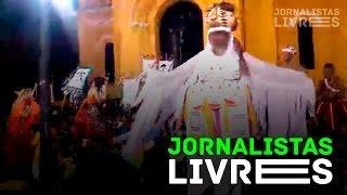 Ilú Obá de Min na sexta-feira de Carnaval - Jornalistas Livres