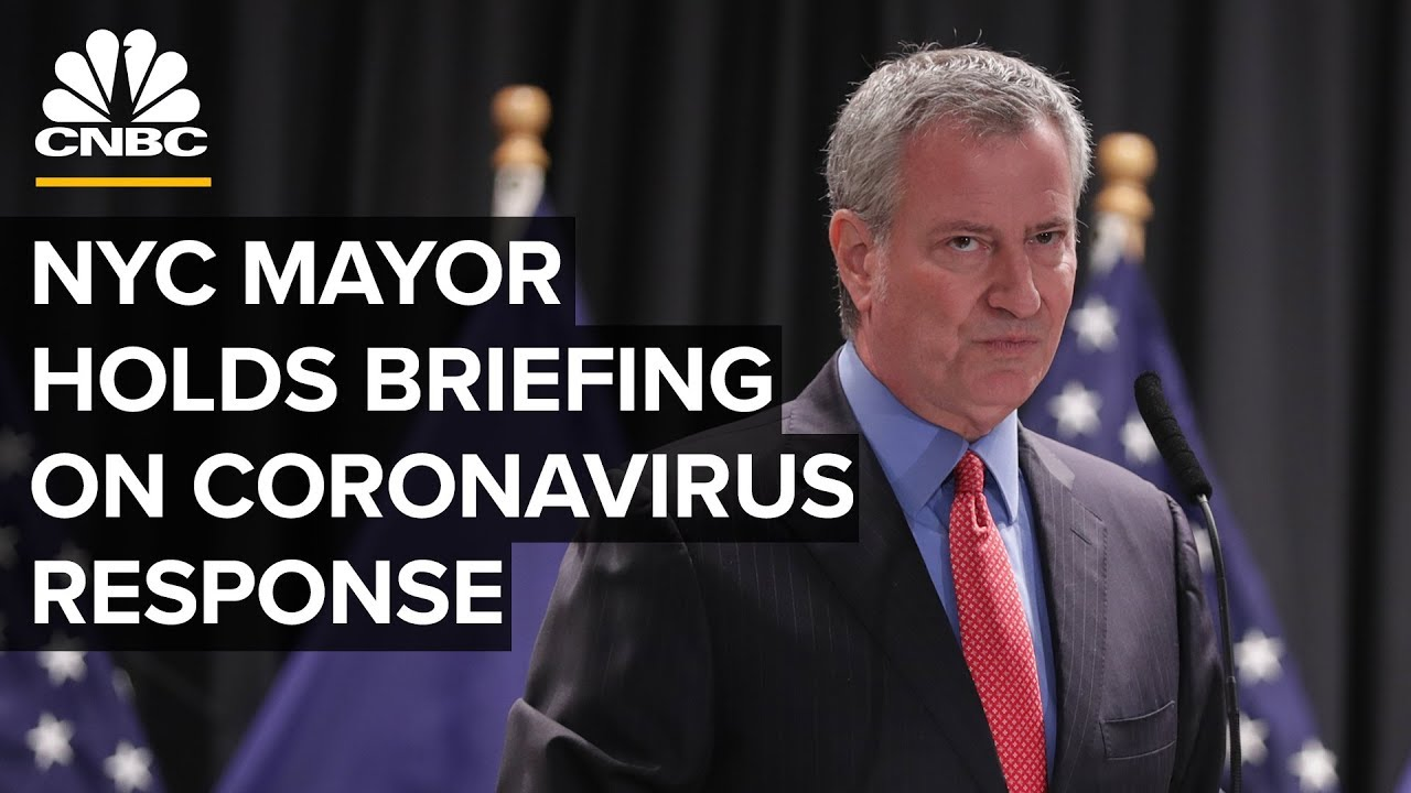 NYC Mayor Bill de Blasio: Stop Church Services, or I'll Shut You Down Permanently