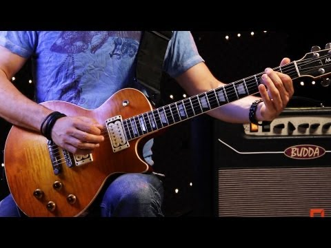 How to Play Power Chord Riffs | Heavy Metal Guitar