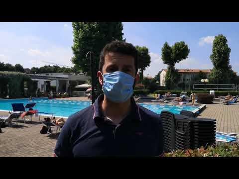 Distanziamento e misurazione febbre, così ripartono palestre e piscine