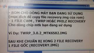 Mt6735 Twrp Recovery