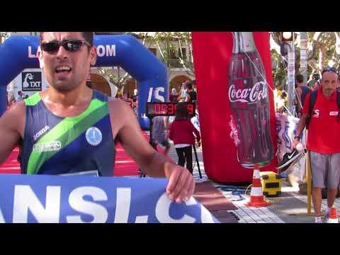 Llegada del campeón 10km