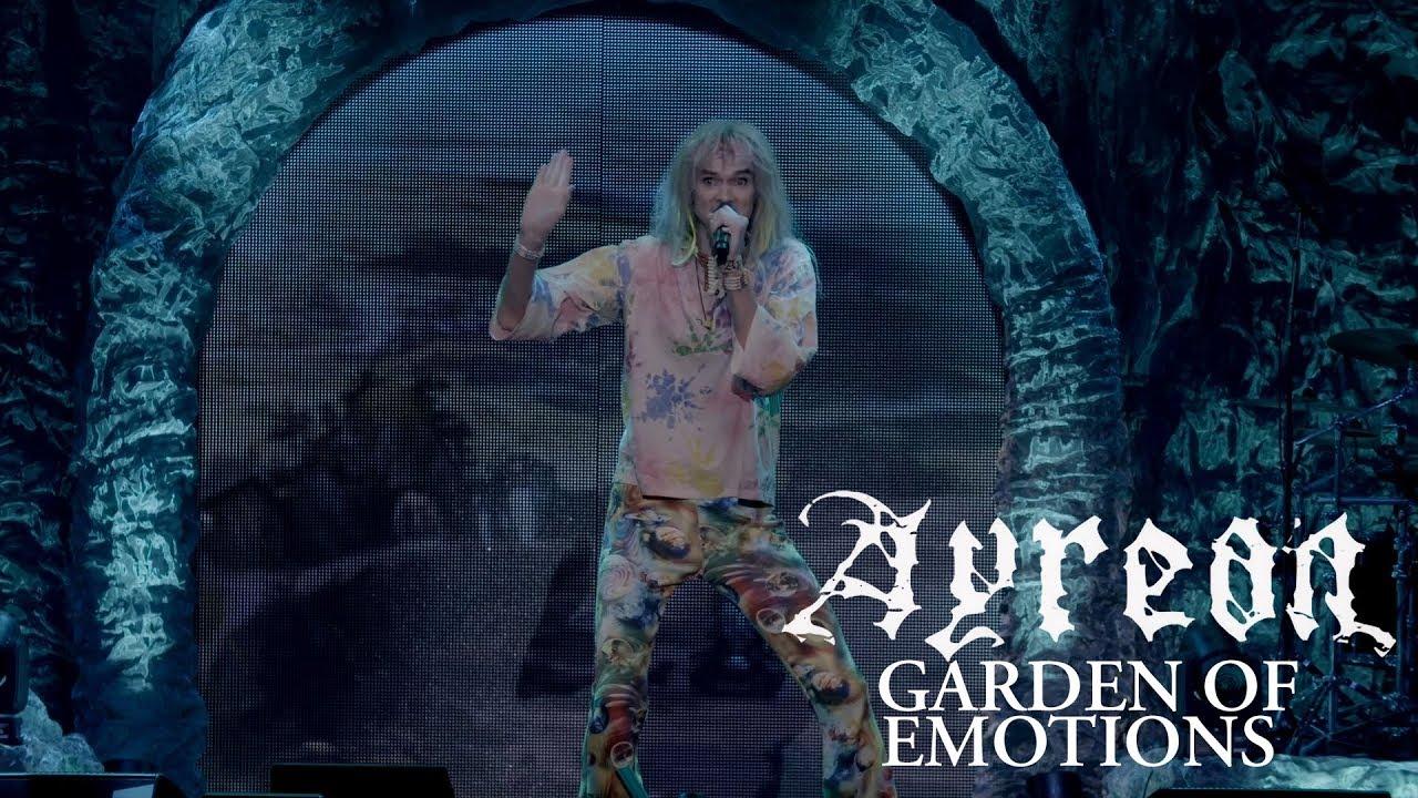 AYREON - Garden of emotions