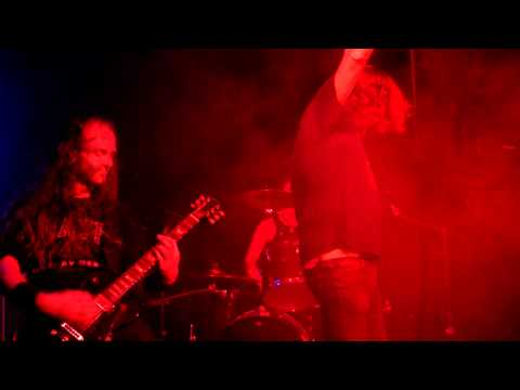 The Outburst Grind Project - Live @ 013 - Sawn in two