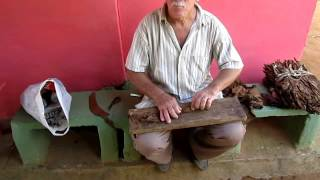 How Cuban Cigars Are Made