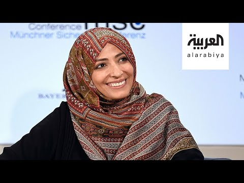 العرب اليوم - شاهد: توكل كرمان تراقب المحتوى المتطرف على