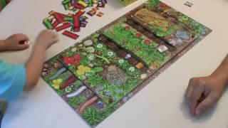 Kinderspiel des Jahres 2011: Da ist der Wurm drin (Zoch) - ab 4 Jahre - TEIL 1