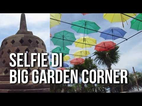 Video SELFIE UNIK DI BIG GARDEN CORNER BALI