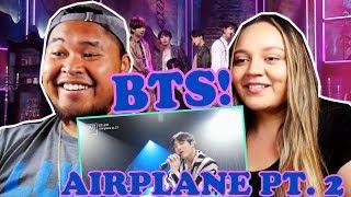 방탄소년단 - Airplane Part.2 (BTS - Airplane Part.2) │BTS COMEBACK SHOW | REACTION 2018