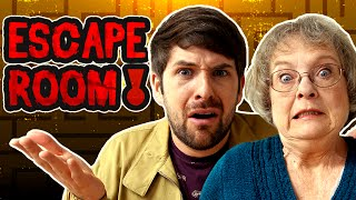 Escape Rooms with Mom?