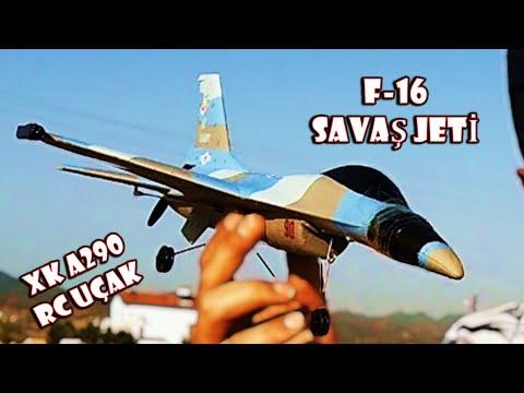 F16 Rc Uçak Aldım - Uzaktan Kumandalı Uçak Detaylı İnceleme ve Uçuş Testi
