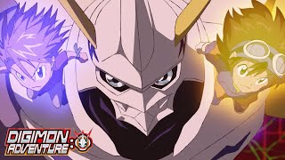 Omnimon Battle! | Digimon Adventure: