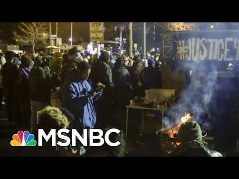 Minneapolis No Stranger To Protests Against Police Violence | Rachel Maddow | MSNBC