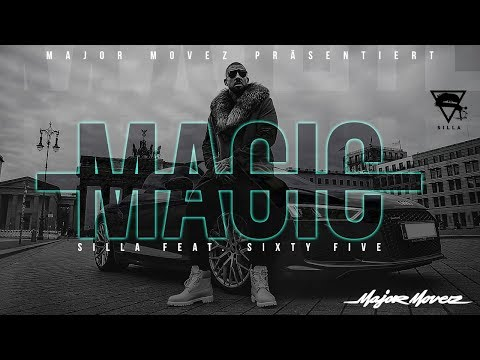 SILLA - MAGIC feat. SIXTY FIVE [ Lyric Video ] (prod. by Menju)