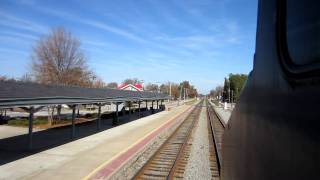 preview picture of video 'DT Wilson Train Ride Track 2 Northbound'