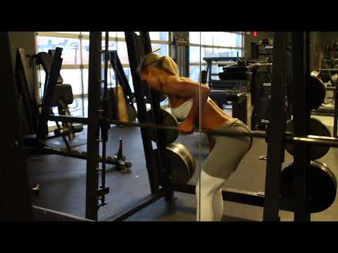 How to: Smith Machine One Arm Row