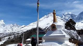 Everest Base Camp: Kyangjuma - Deboche