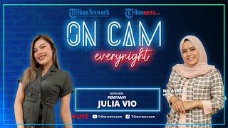 Sosok Julia Vio Penyanyi Lagu 'Bodo Amat' yang Viral di Tiktok, Ternyata Banyak yang Salah Sangka