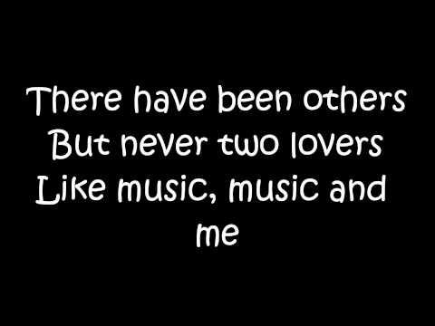Michael Jackson - Music and Me (Lyrics)