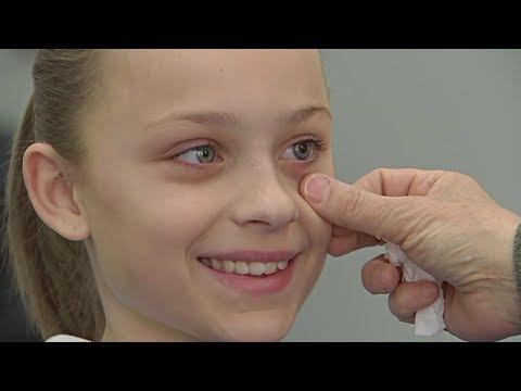 Как измеряют глазное давления