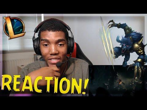 Warwick: The Wrath of Zaun | Champion Teaser - FIRST REACTION!!