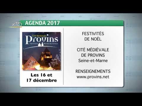 Agenda du 20 novembre 2017