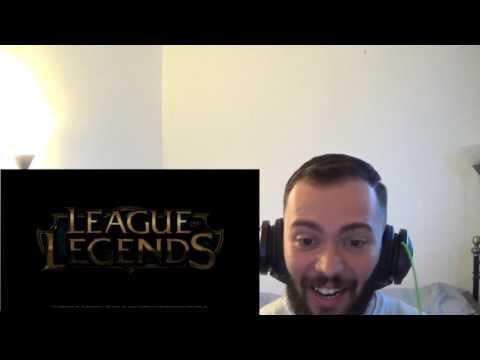 Warwick: The Wrath of Zaun | Champion Teaser – League of Legends - Reaction Greek