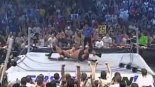 WWEx Collision: Roman Reigns vs Brock Lesnar