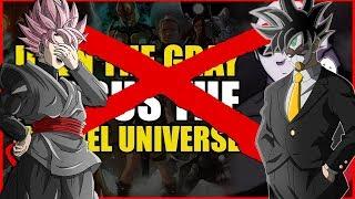 Jiren VS The Marvel Universe Debunked