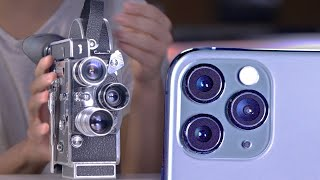iPhone 11 Pro meets 16mm film: Making a movie with both