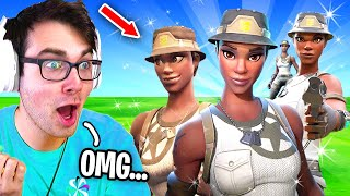 I Hosted a RECON EXPERT ONLY Tournament for $100 in Fortnite... (rarest skin in Fortnite)
