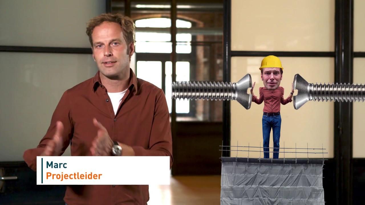 Video: Software voor Bouwbedrijven, een must!