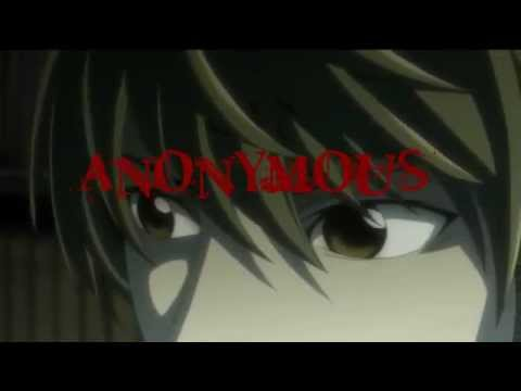 Death Note AMV ~ Anonymous