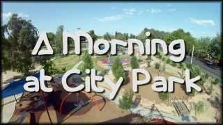 preview picture of video 'Morning Fun at Griffith's City Park'