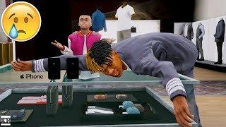 GTA 5 JOHNSON REAL LIFE MOD #10 R. I. P JOHNSON 😢