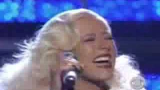 Christina Aguilera- It's A Man's World (Grammy 2007)