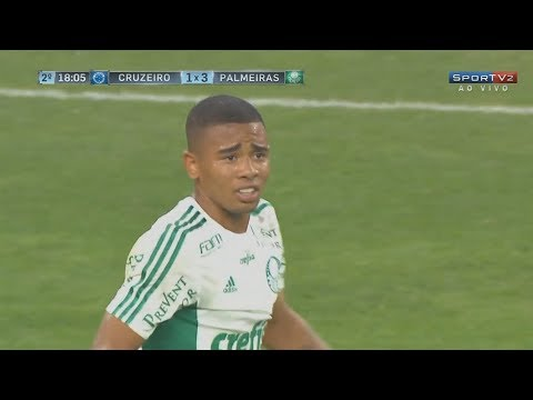 The Match That Made Man City Buy Gabriel Jesus