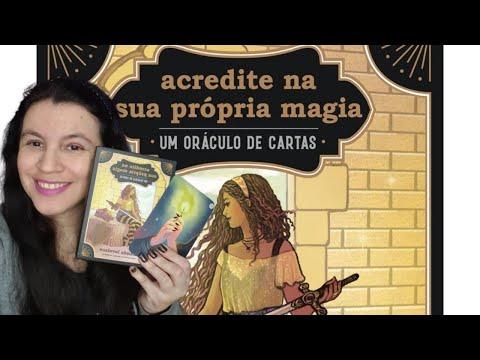 Acredite em sua própria magia ? O maravilhoso oráculo de Amanda Lovelace